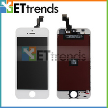 Full lcd display touch digitizer screen assembly replacement for iphone 5s digitizer