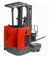 Material handling tools electric reach truck price, Wholesaler price for new battery reach truck