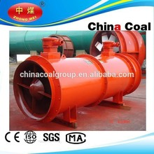 China Coal Explosion proof mining axial flow fan for local ventilation