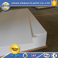 rigid black pvc sheet white thickness 5mm