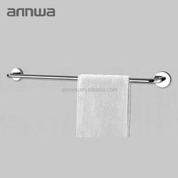 high quality bathroom chromed towel rail for wholesale