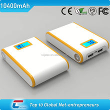 Shenzhen CXJ Top Battery Universal 10000mah mobile power for All Mobile Phones