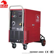 Tapped gas shielded welding machine NBC-200 MIG MAG welder