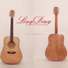 Alibaba china classical all solid acoustic guitar