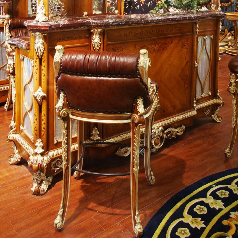 luxe fran ais style baroque maison mobilier de bar. Black Bedroom Furniture Sets. Home Design Ideas