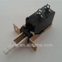 Push button reset switches/Push button lock switch KDC-A10