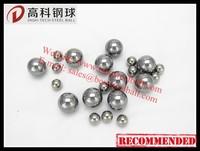grinding media stainless steel ball 10mm G1000 for