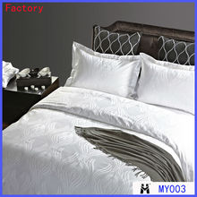 MY003 Hotel textile/ hotel bed sheets/ hotle bed linen
