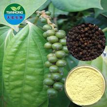 Pura naturaleza negro Pepper de buena calidad Extract piperina 99%
