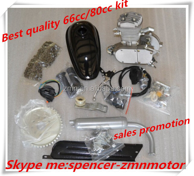 49cc Moped Engine Motor, Gasoline Engine For Bicycle