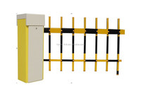 Electric Remote Control Boom Barrier / Automatic Road Barrier Gate