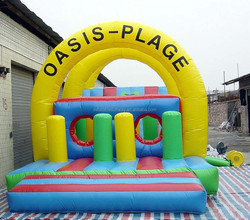 factory price new design inflatable water obstacles, party inflatables funny, inflatable obstacles for children
