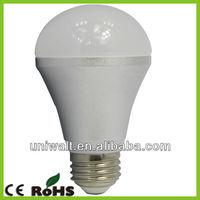 high Quality 8w A19 LED bulbs 750lm 118*60mm lowest price energy saving LED bulbs