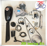 New Head with NTN Gasoline Engine Kit Factory, Gas moped bicycle engine kit 66cc