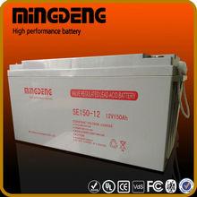 hot sealed solar gel battery 2v 3000ah for UPS system