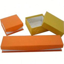 Custom Eco friendly paper pencil box