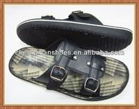 comfortable and cheap men pvc slipper