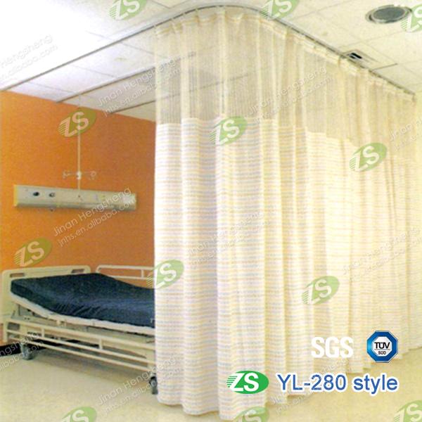 Aluminum Hospital Bed Curtain Rail Buy Hospital Bed Side Rails Aluminum Curtain Rail Hospital