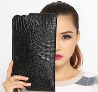European and American fashion handbags 2015 new summer crocodile leather shoulder bag packet chain bag messenger women bag