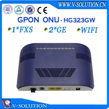 gpon ftth 2fxs 4fe voip wifi ont wireless modem with ethernet port