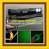 Hot sell 500mW 303 Laser pen Green Laser Pointer Adjustable Focal Length with Star Pattlaser penern Filter/C8 flashlight
