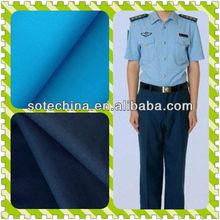 "Military Navy / Air Force / Army Uniform fabrics - TR 65/35 32/2*32/2 56*53 57/58"" PLAIN - 2014 HOT SALE UNIFORM TEXTILE"