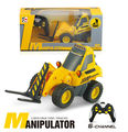 Hot venda brinquedos 6 canais rc dos desenhos animados car truck