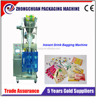 Sachet Instant Drink Pack Bagging Machine With CE Approved