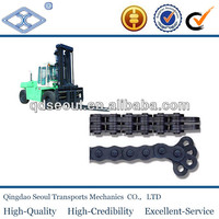 LH1223(BL623) DIN standard lh series stainless steel high strength forklift dragging conveyor Leaf chain