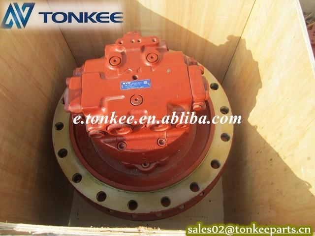 KYB MAG170VP-5000-7 for KATO HD1430-3 travel motor assy & travel motor reduction unit 619-01325010.JPG