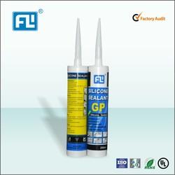 glass and aluminium chemical acetic silicone sealant, china silicone sealant supplier, clear silicone sealant