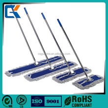 2015 Cleaning Household Super Steel Flat floor foldable Mop for hotel