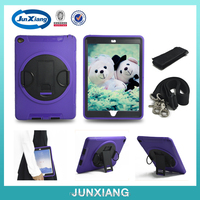 2015 new product clip hard shockproof case for ipad mini