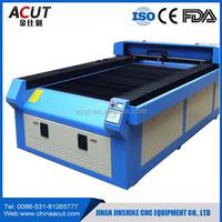 high precision acrylic sheet laser cutting machine 1325