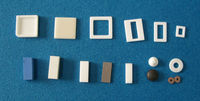 RF ceramic ring and lid