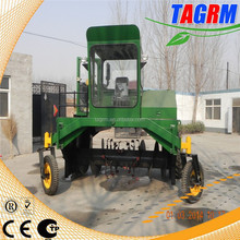 Agriculture straw shredder M2600II crops residue compost shredding machine