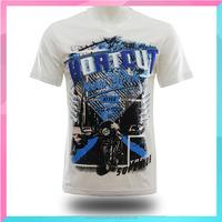 2015 custom design new stylish fancy printed men t shirt