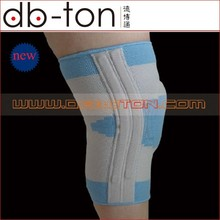 high quality sport safety elastic knee support