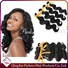 Factory Direct Wholesale grade original 7a virgin brazilian remy human hair extensions reviews