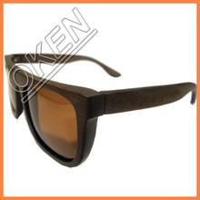 Original Real Wood Bamboo Sunglasses with Lower Price