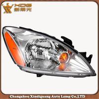 New Passenger Halogen Headlight Headlamp w Clear Lens Assembly DOT 04-07 Lancer