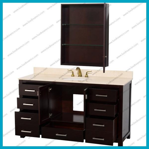 48 39 39 Floor Mounted Bathroom Vanity Cabinets With Quartz Countertop Buy Floor Mounted Bathroom
