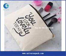 Fábrica por encargo de la cremallera de la bolsa con nombre de marca