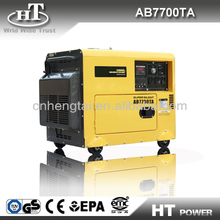 High quality portable diesel generator