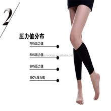 2014 Calf Compression Sleeve Thigh Support Slimming Leg