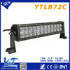 high Luminuous led emergency light strip bar auto light bar for SUV 13.5 Inch Work Light Bar projector