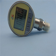 Digital gauge for general industrial applications digital hydraulic pressure gauge PD205