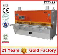 cizalla hidraulica,el corte de acero de la maquina,cnc guillotine cutting machine