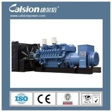 50hz 6.6KV/10.3KV 2000kva Diesel Electric Generator with Germany MTU Engine