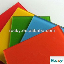 painted glass/paint coated glass/decorative glass